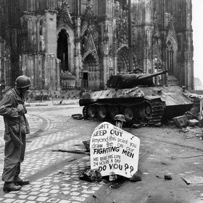 Köln 4 Nisan 1945