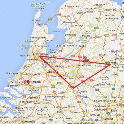 Neden Hollanda'da Deventer kentinde Türk konsolosluğu var?