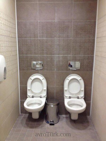 Soçi Kış oyunları Tuvaleti