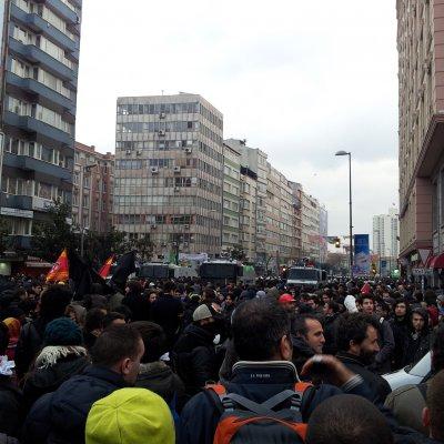 İstanbul Berkin Elvan Yürüyüşü