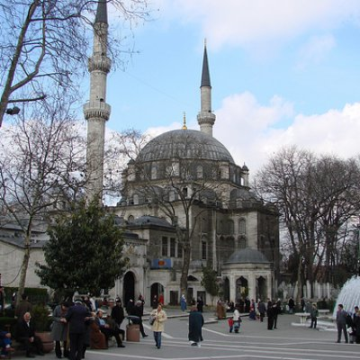 Eyüp Sultan Camisi