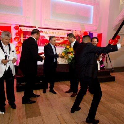 Hollanda Altın Lale 2014 Ödül Töreni