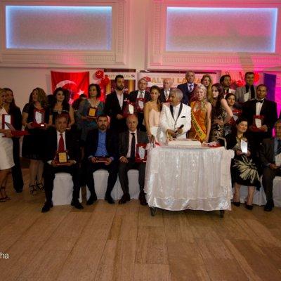 ALTIN LALE 2014 Ödül Töreni