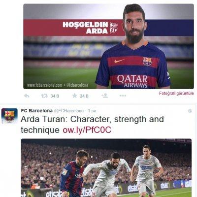 Arda Turan Barselona'ya geçiyor!