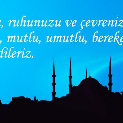 Ramazan Bayraminiz Kutlu Olsun!