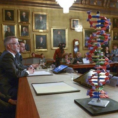 2015 Kimya Nobel'ini Türk bilimci Aziz Sancar aldı.